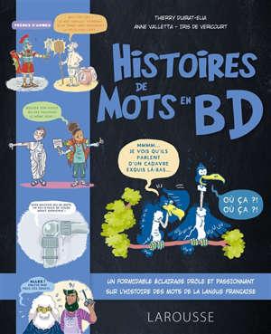 Histoires de mots en BD
