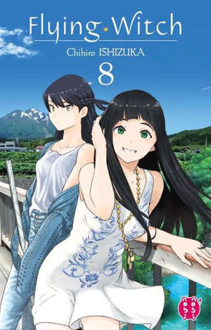 Flying witch. Volume 8