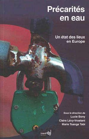 Précarités en eau : un état des lieux en Europe