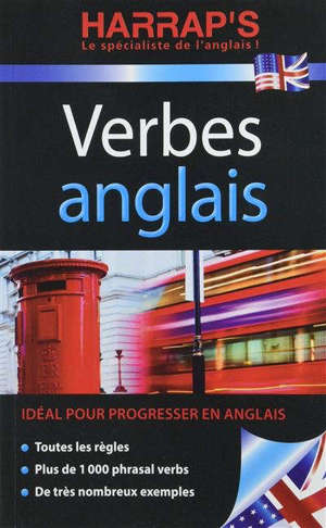 Harrap's verbes anglais