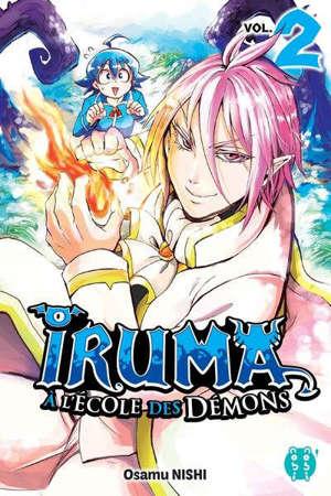 Iruma à l'école des démons. Volume 2