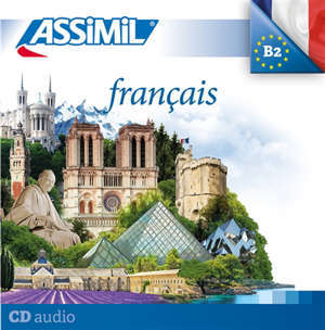 Français : B2 : 3 CD audio