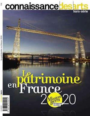 Le patrimoine en France 2020