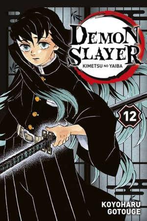 Demon slayer : Kimetsu no yaiba. Volume 12