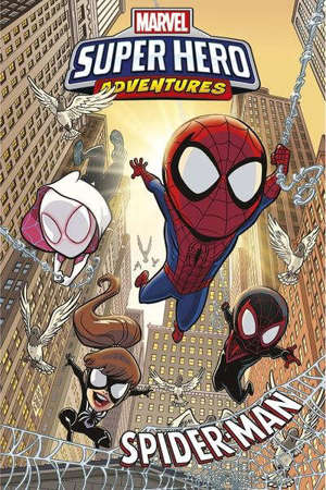 Marvel super hero adventures, Spider-Man