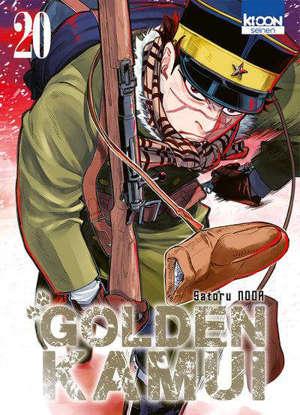 Golden kamui. Volume 20