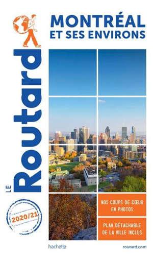 Montréal et ses environs : 2020-2021