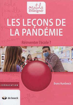 Les leçons de la pandémie : réinventer l'école ?