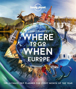 Where to go when ? : Europe