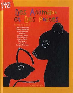 Des animaux et des poètes