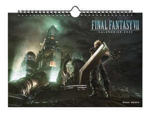 Final Fantasy VII : calendrier 2021