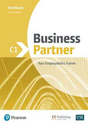 Business partner C1 : your employability trainer : workbook