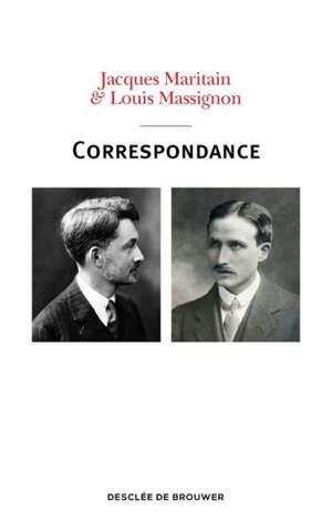 Correspondance : 1913-1962
