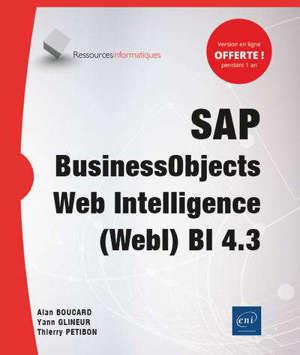 SAP BusinessObjects Web Intelligence (WebI) BI 4.3