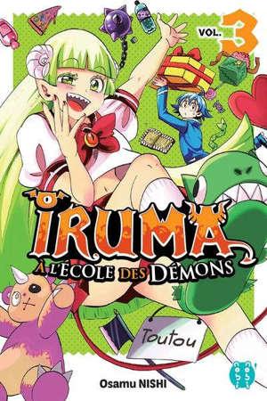 Iruma à l'école des démons. Volume 3