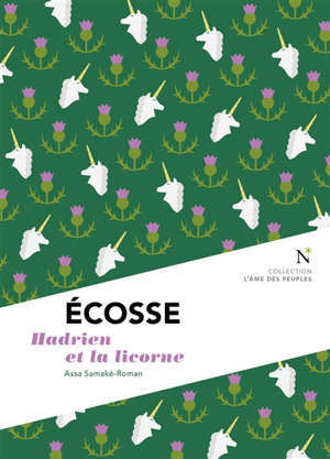 Ecosse : Hadrien et la licorne