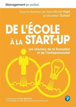 De l'école à la start-up : les chemins de la formation et de l'entrepreneuriat