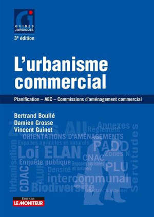 L'urbanisme commercial : planification, AEC, commissions d'aménagement commercial