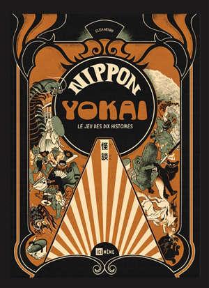 Nippon yokai : le jeu des dix histoires