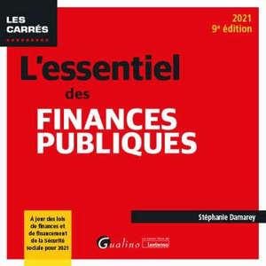 L'essentiel des finances publiques 2021