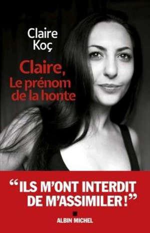 Claire, le prénom de la honte