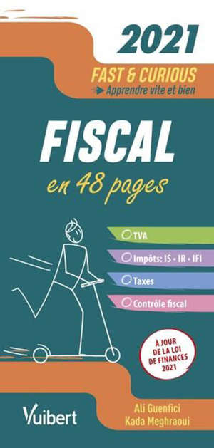 Fiscal en 48 pages 2021