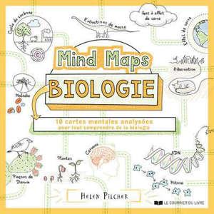 Mind maps biologie : 10 cartes mentales analysées pour tout comprendre de la biologie