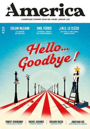 America. n° 16, Hello... goodbye!