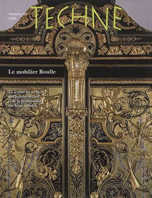 Techné. n° 49, Le mobilier Boulle