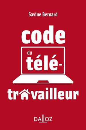 Code du télé-travailleur