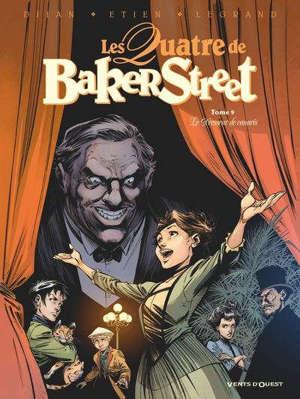 Les quatre de Baker Street. Volume 9, Le dresseur de canaris