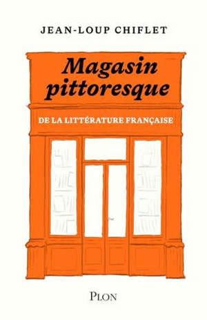 Magasin pittoresque de la littérature française