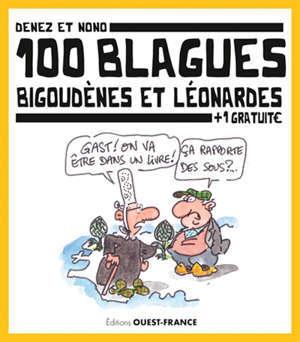 100 blagues bigoudènes et léonardes : + 1 gratuite