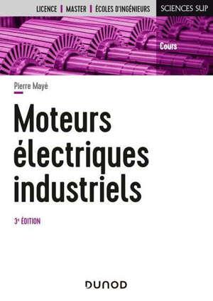 Moteurs électriques industriels : licence, master, écoles d'ingénieurs