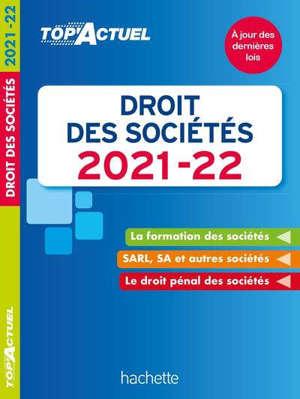 Droit des sociétés : 2021-2022