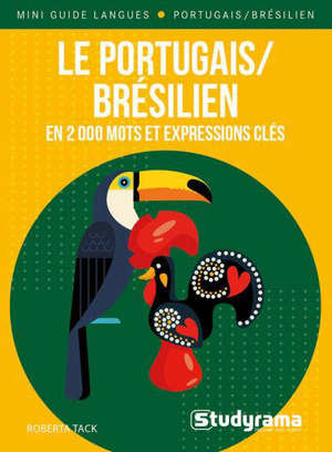 Le portugais-brésilien en 2.000 mots et expressions clés