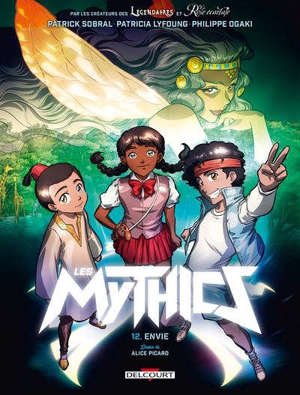 Les mythics. Volume 12, Envie
