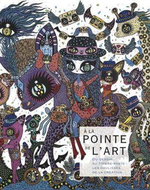 A la pointe de l'art : le timbre, un geste d'artiste : exposition, Paris, Musée de la Poste, du 19 mai au 1er novembre 2021