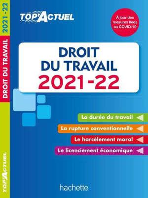 Droit du travail : 2021-2022