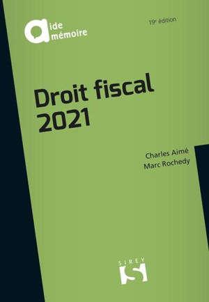 Droit fiscal 2021