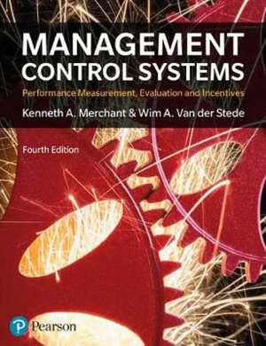 Management Control Systems - 4 ed