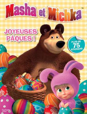 Masha et Michka : joyeuses Pâques !