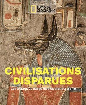 Civilisations disparues : les trésors du passé révélés pierre à pierre