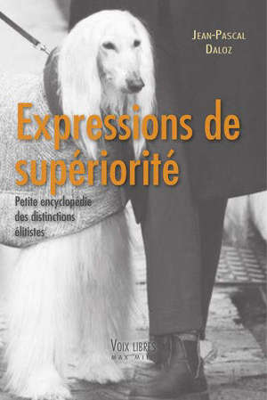 Expressions de supériorité : petite encyclopédie des distinctions élitistes