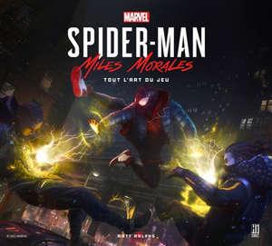 Marvel Spider-Man Miles Morales : tout l'art du jeu