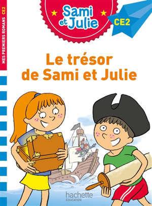 Le trésor de Sami et Julie : CE2