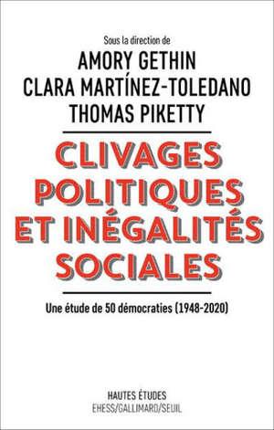 Clivages politiques et inégalités sociales : une étude de 50 démocraties (1948-2020)