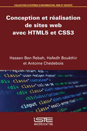 Conception et réalisation de sites web avec HTML5 et CSS3