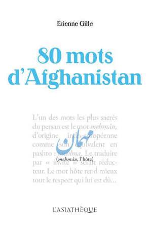 80 mots d'Afghanistan