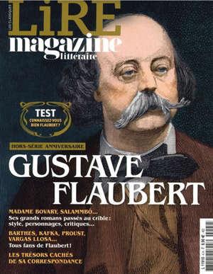 Lire, hors série, Flaubert